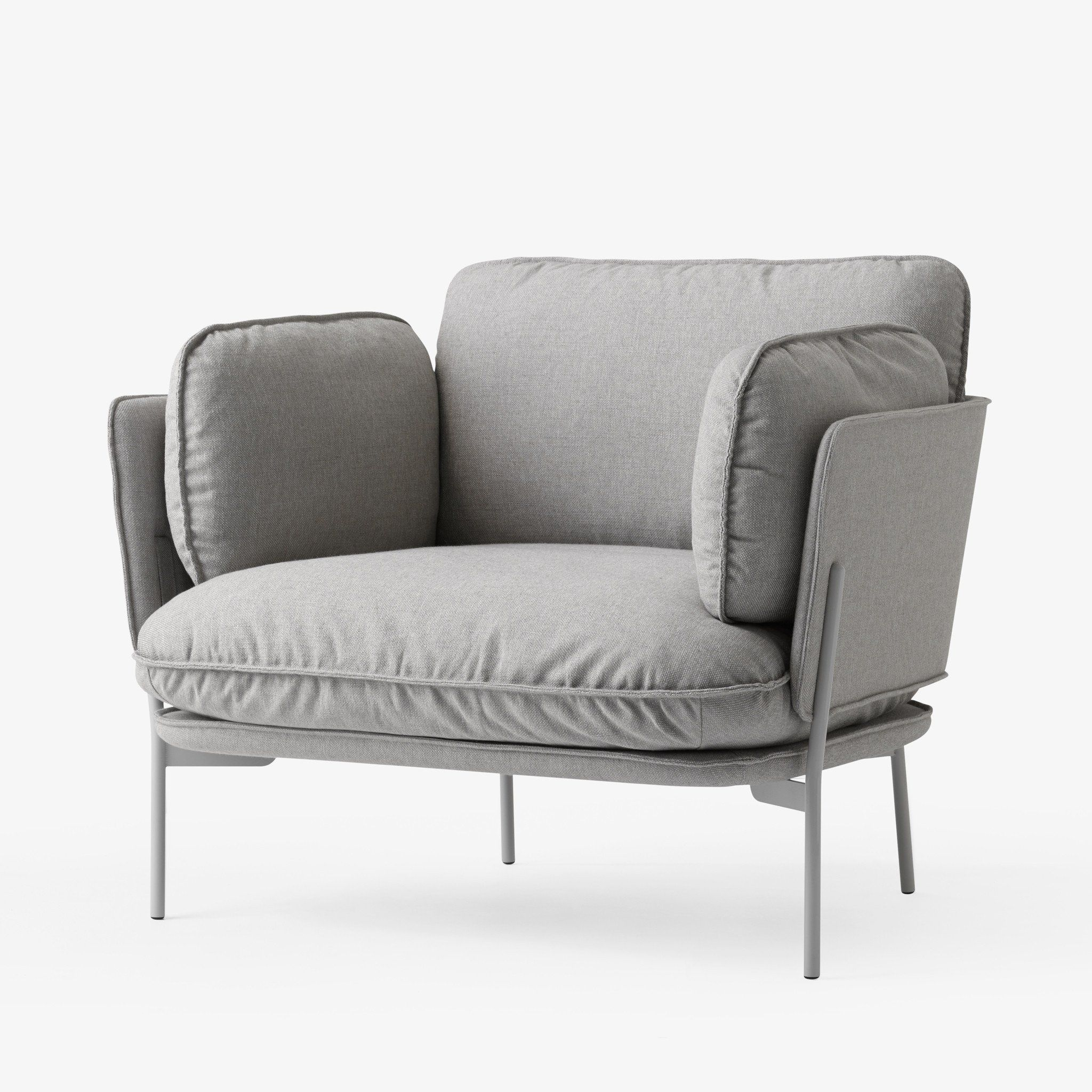 Cloud One Seater Ln1 By Tradition Chair Lounge Furniture Design Sofa Chair