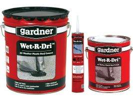 A Heavy Duty Fibered Repair Mastic Designed To Patch Roof Surfaces Use In Wet Or Dry Conditions To Seal And Stop Leak Damp Proofing Diy Plumbing Roof Repair