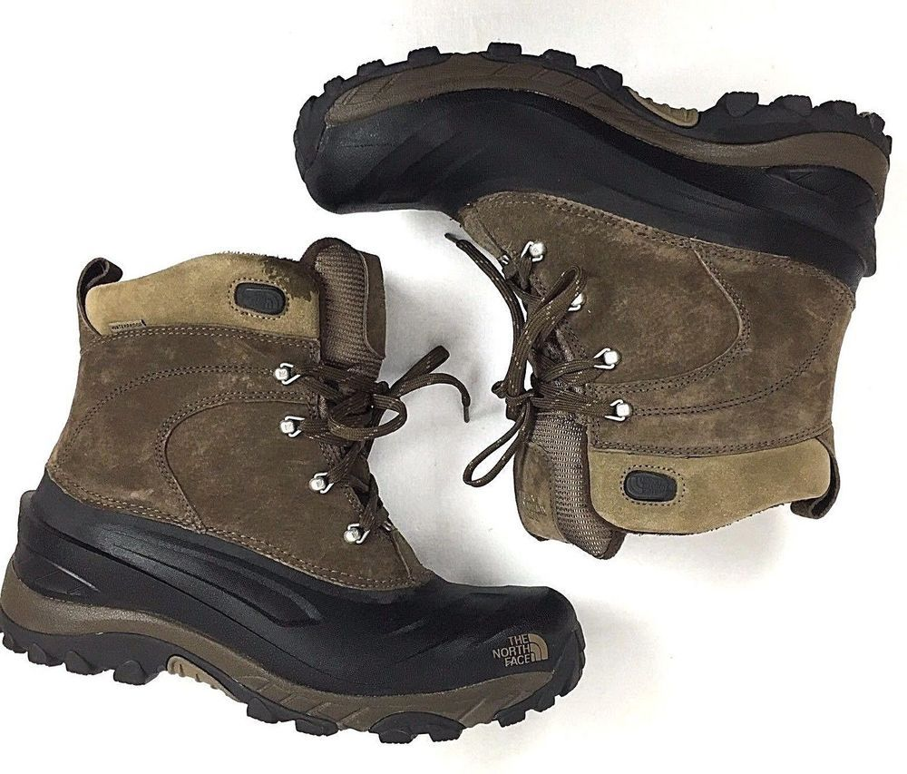 2e842aff9 The North Face Heat Seeker 200g Insulation Lace Up Winter Boots ...