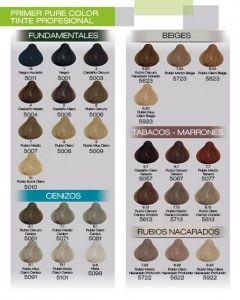 Tonos Carta De Colores De Pelo Issue Pin En Mariposas