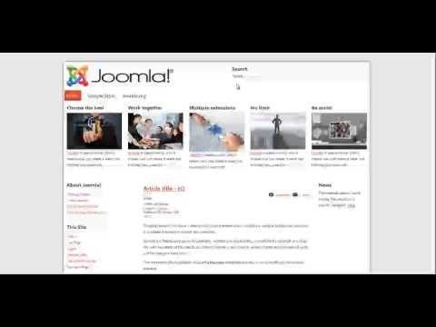 joomla template creator open source - pin by open translators on joomla cms framework