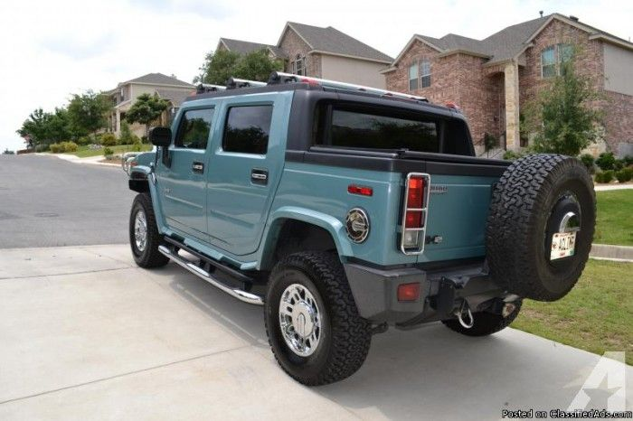 Pin 2007 Hummer H2 Sut For Sale In San Antonio Texas On Pinterest Hummer H2 Hummer San Antonio Texas