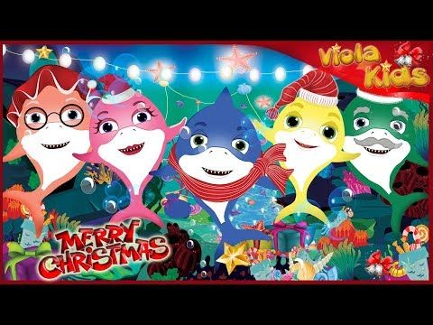 Baby Shark Christmas Dance Song ~ Merry Christmas 2019 Sing and Dance! - YouTube (With images ...