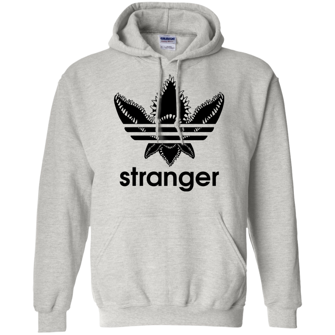 Stranger Things Stranger Demogorgon Adidas Shirt Hoodie Long Sleeve Stranger Things Hoodie Sweatshirts Pullover Sweatshirts [ 1155 x 1155 Pixel ]