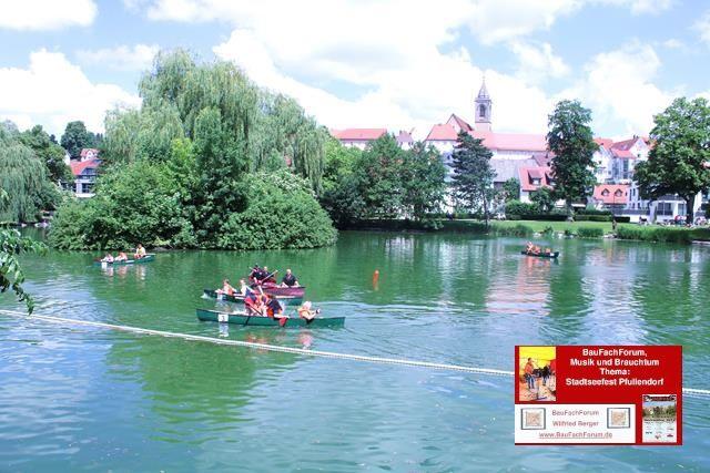 Coole Gäste, Stadtseefest Pfullendorf, www.BauFachForum.de