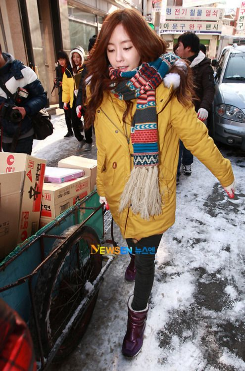 aweseom look for winter