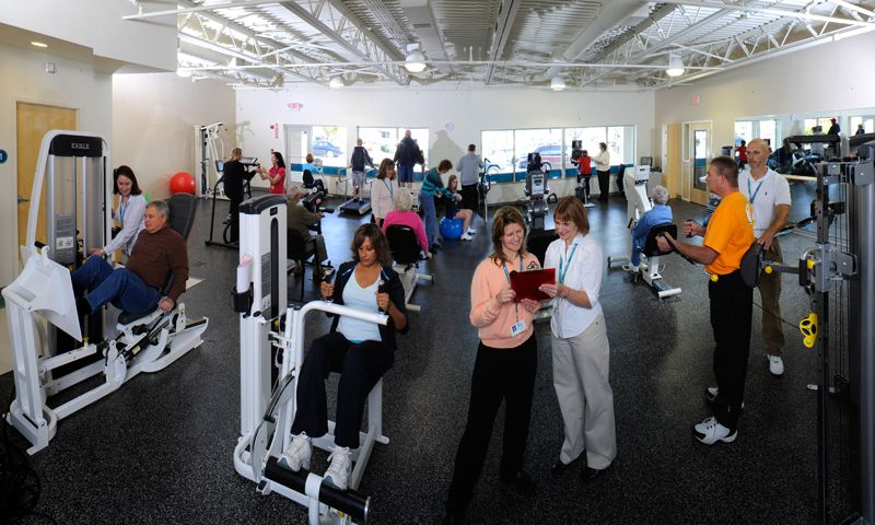Milford Rehab and Sports Medicine, located at 42 Cape Road
