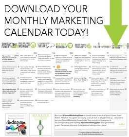 Download your Multifamily Marketing calendar! Take a full-circle ...