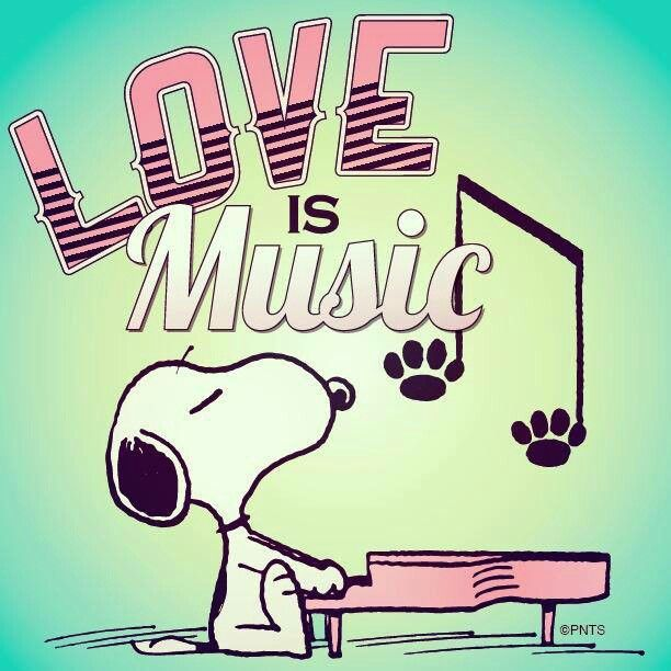 Straight from the heart of Mastro Snoopy