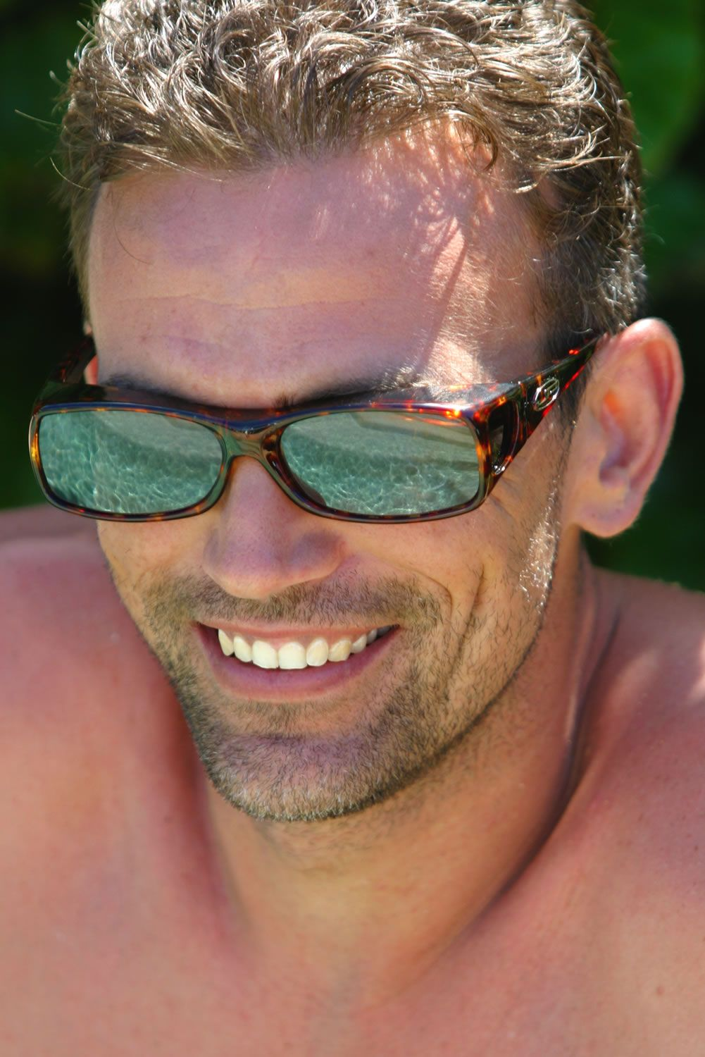 7a409bbf00 Aria Tortoiseshell fitover sunglasses by Jonathan Paul Fitovers - take them  poolside every time.
