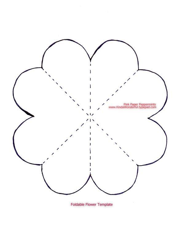 Novos Moldes De Flores Para Imprimir الهام Pinterest Molde