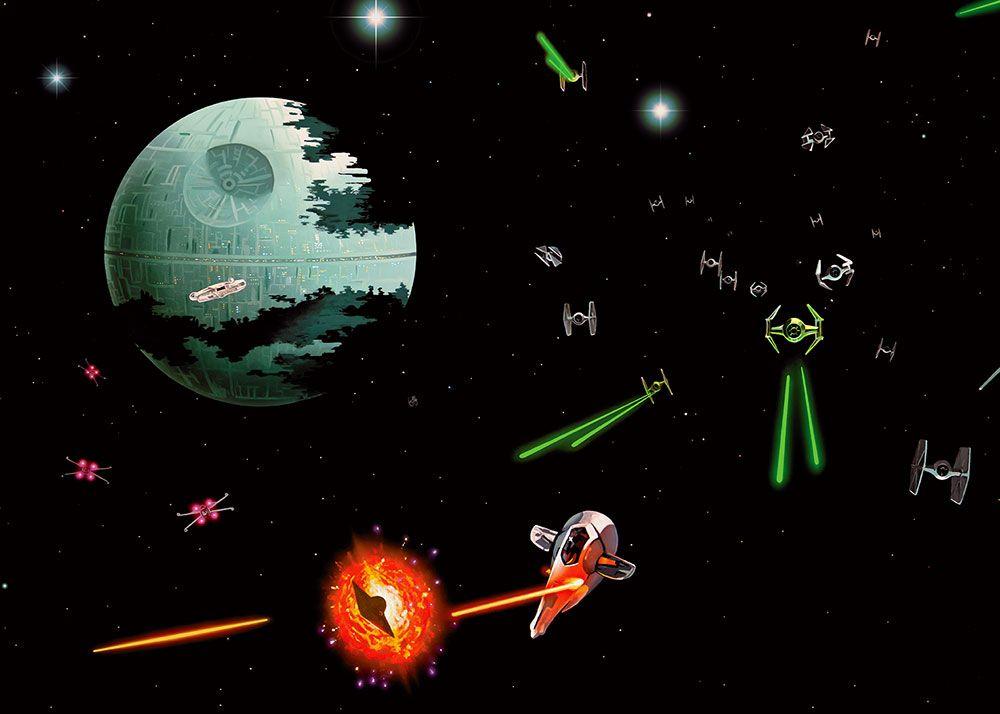 Best Star Wars Bedroom Wallpaper Murals Star Wars Bedroom 400 x 300