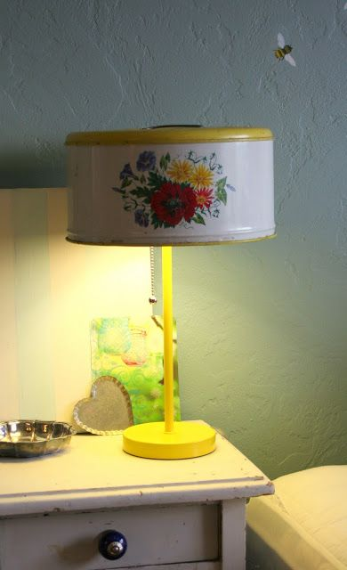 Lilliedale: My happy lamp
