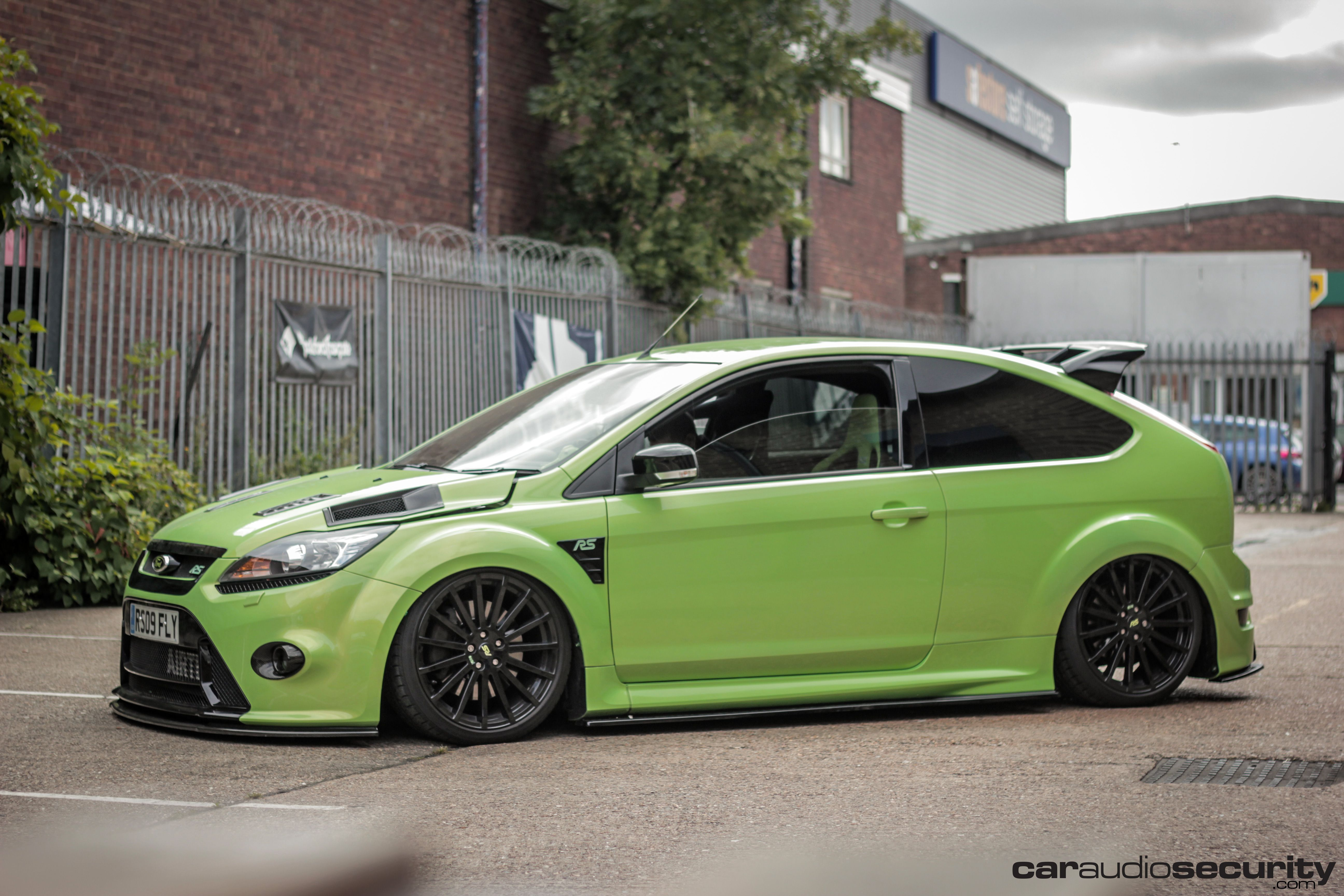 Ford Focus Rs Air Lift Performance Focus Rs Ford Focus Ford