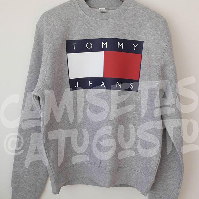 Sudaderas Tommy Jeans 25€ envio Gratis!!! #tommyhilfiger #tommyjeans