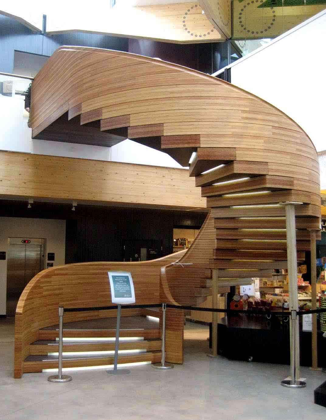 Best Newhomessoutheastflorida Unique Wood Stairs Design 400 x 300