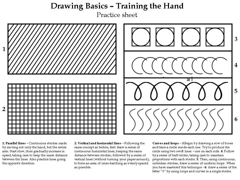 Back to Basics: A Drawing Exercise for All Skill Levels