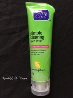Clean and Clear Pimple Clearing Face Wash Review http://www.bdcost.com/face+wash