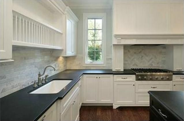 Elegant Options For A Kitchen Design With No Window Over The Sink