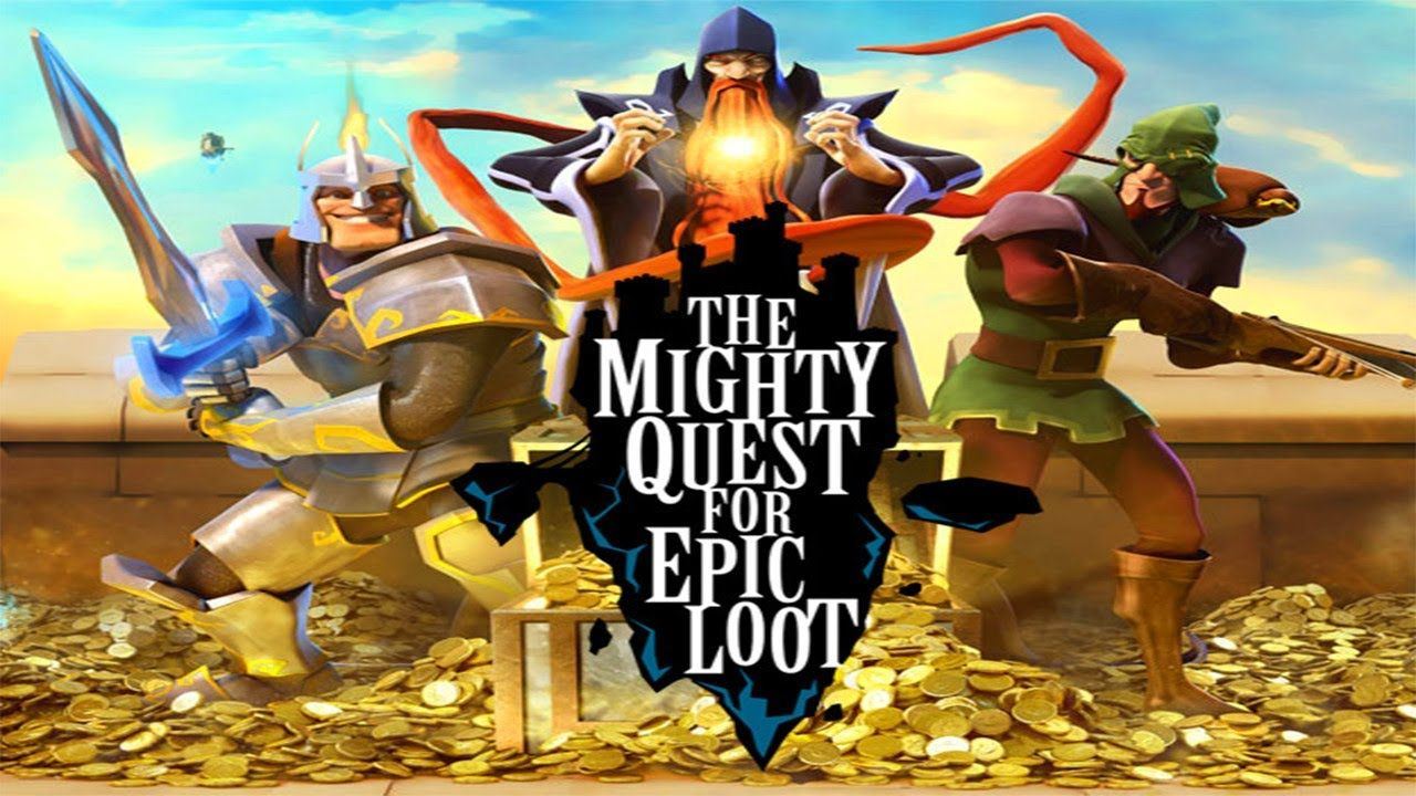 The Mighty Quest for Epic Loot APK 3.2.1 Download for