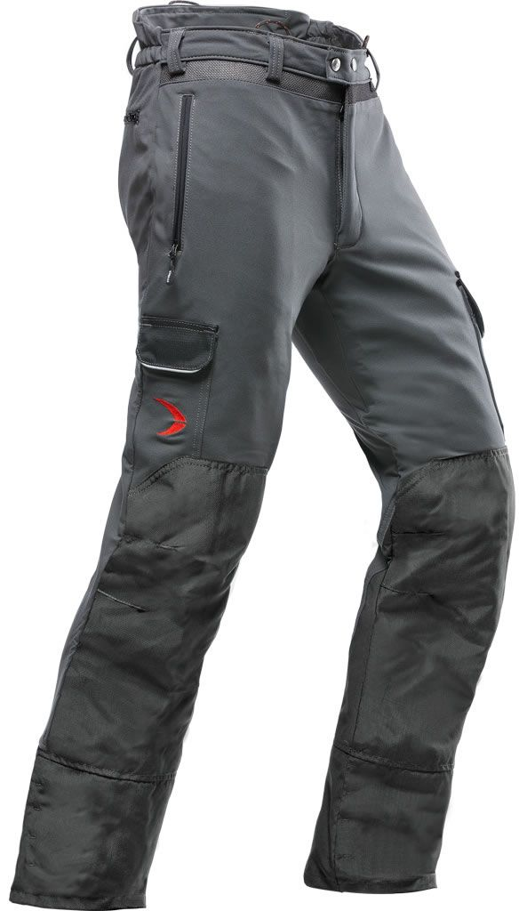 3da83220857 PFA185  - Pfanner Arborist Chainsaw Trousers Design C Long Grey ...