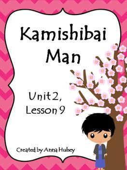 Journeys Third Grade: Kamishibai Man