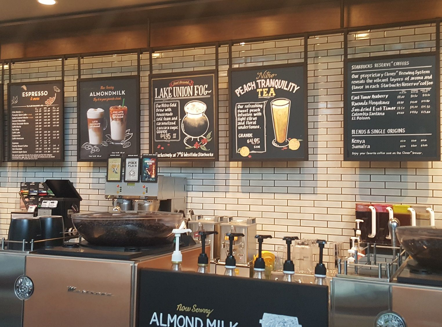 image result for starbucks menu board | cafe in 2018 | pinterest
