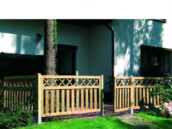 Valla Chatsworth | Vallas / paneles | Catálogo | Garden House Madera ...