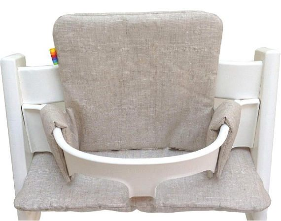 Leander Hochstuhl Anleitung ~ Coated linen cushions for the tripp trapp highchair from stokke
