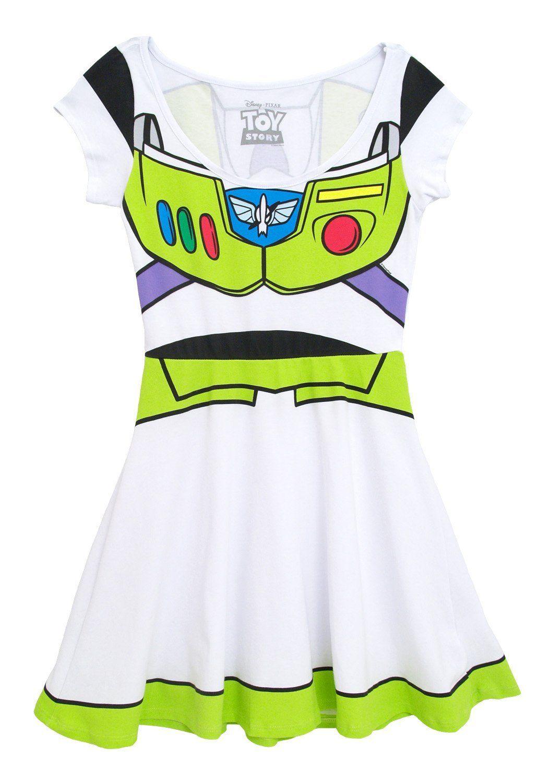Buzz Lightyear Skater Dress   Disney Clothes   Pinterest   Buzz ...