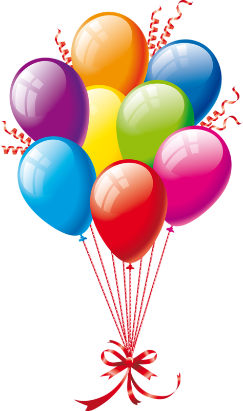 card ideas clip art and scrapbooking rh pinterest com Free Clip Art of Balloons and Confetti Free Clip Art of Balloons and Confetti