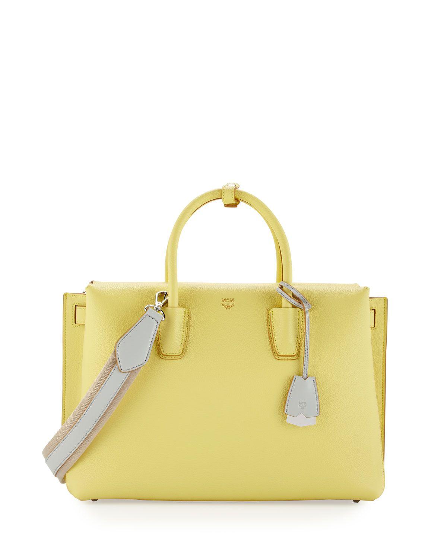 e1e09564be Milla Large Leather Tote Bag