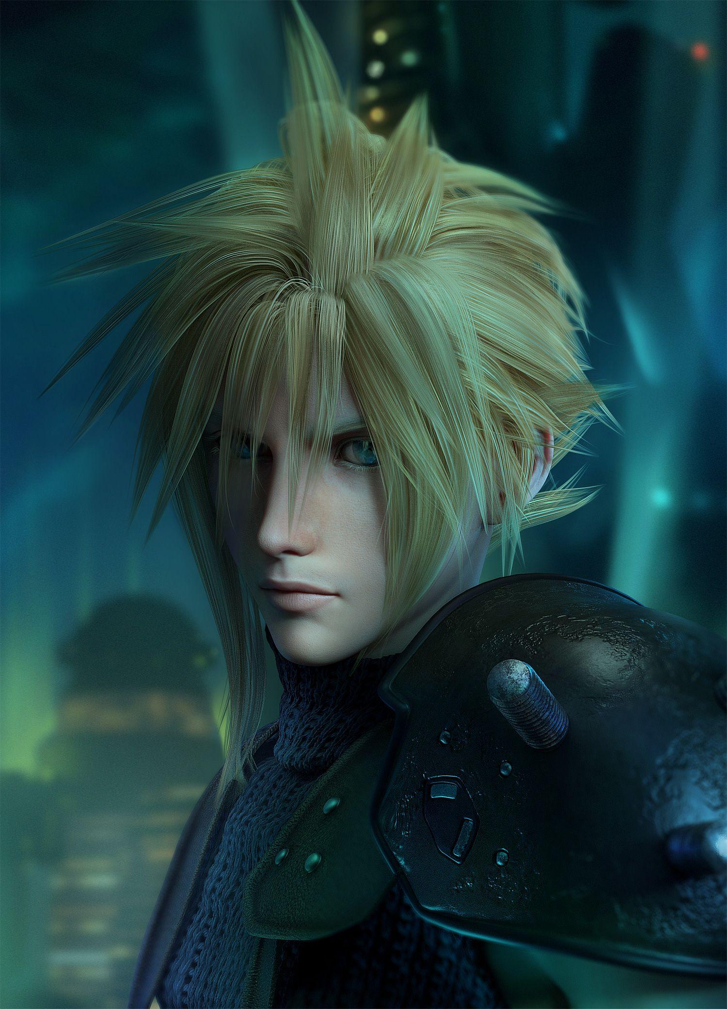 Final Fantasy Vii Cloud クラウド ストライフ ファイナル