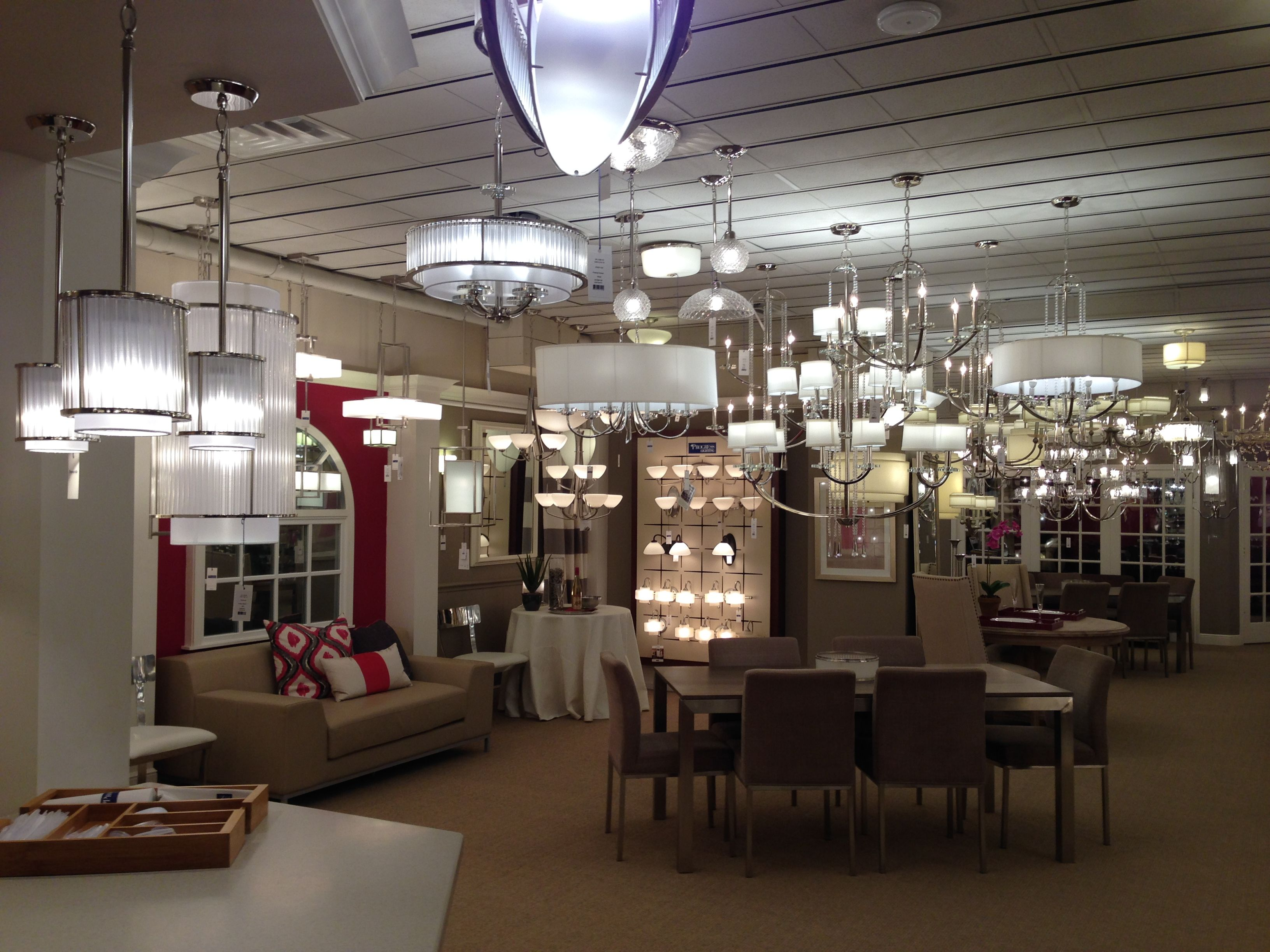 Marvelous The Progress Lighting Showroom At Dallas Market (January 2014)