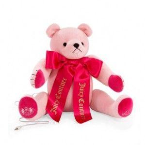 Juicy Couture Sid Teddy Bear Speaker #juicy