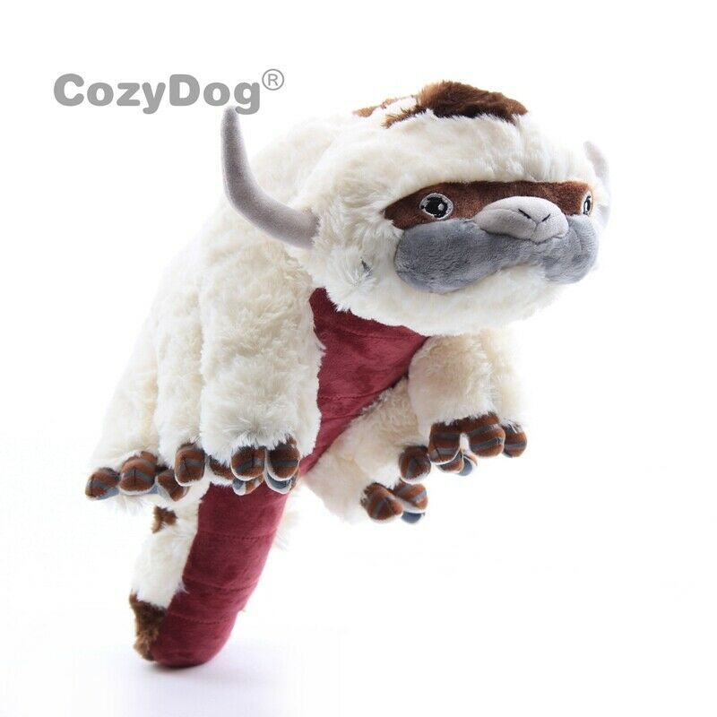Fluffy Toys The Last Airbender Appa Plush Doll Baby Stuff