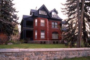 Ashby Mansion-Helena, MT: