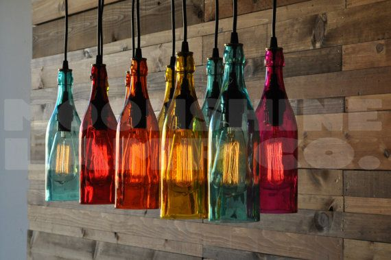 10 light modern recycled bottle chandelier the mardi gras 10 light modern recycled bottle chandelier the mardi gras aloadofball Choice Image