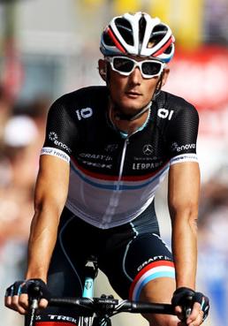 Frank Schleck Cyclist Tour De France Segafredo
