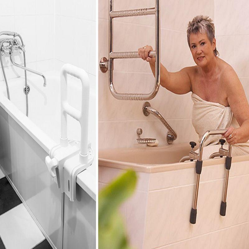 Baignoire Senior Handicape Angers Salle De Bains Pour Handicape Salle De Bain Amenagement Salle De Bain