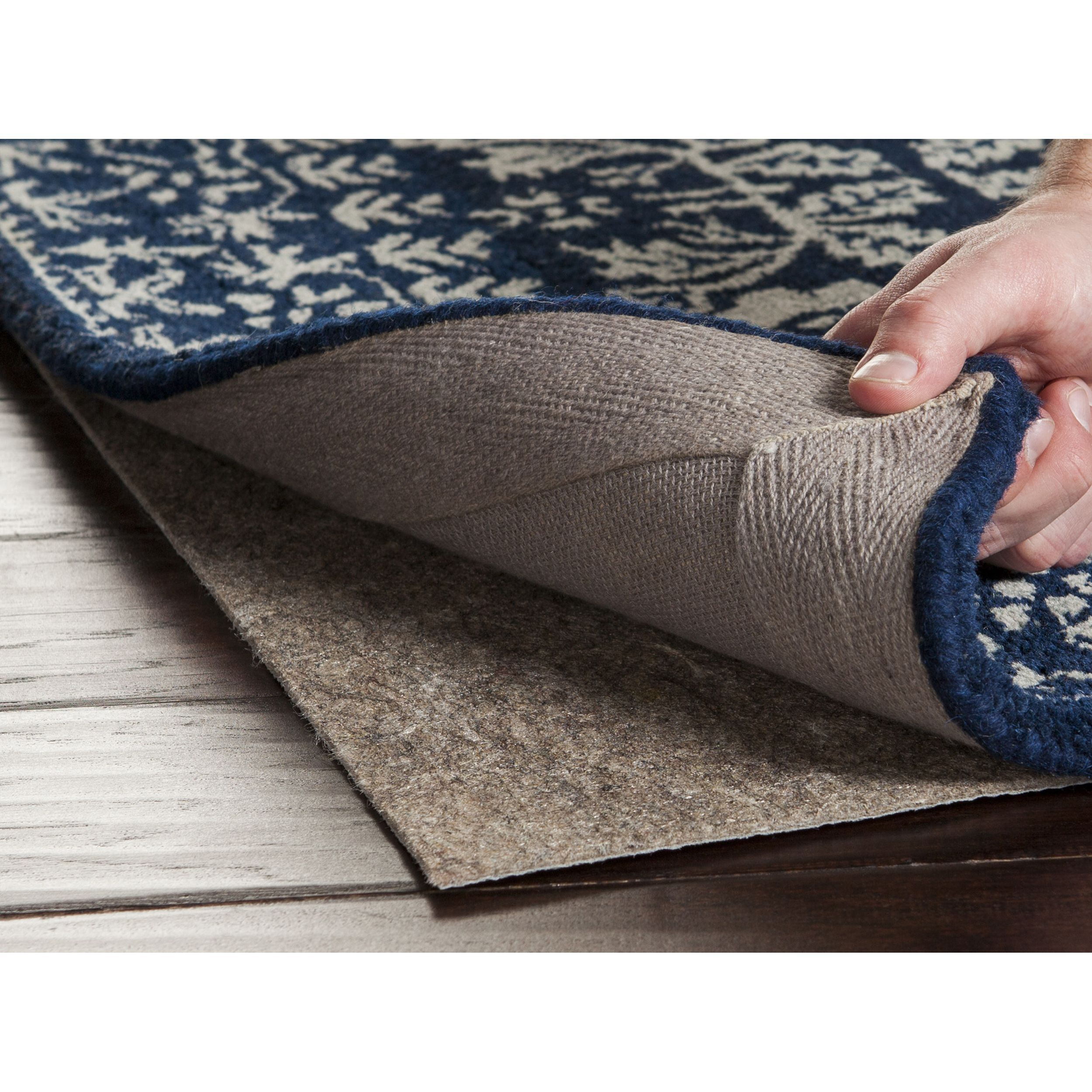 Ultra Premium Felted Reversible Dual Surface Non Slip Rug Pad Rugs Rugs In Living Room Felt