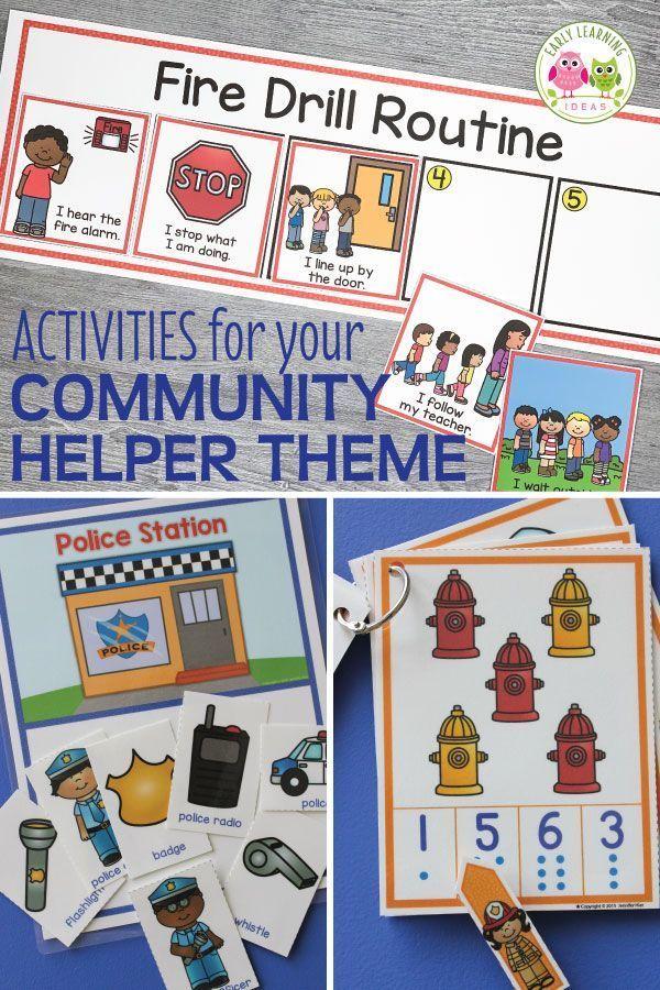 Community Helpers Theme Bundle Community Helper
