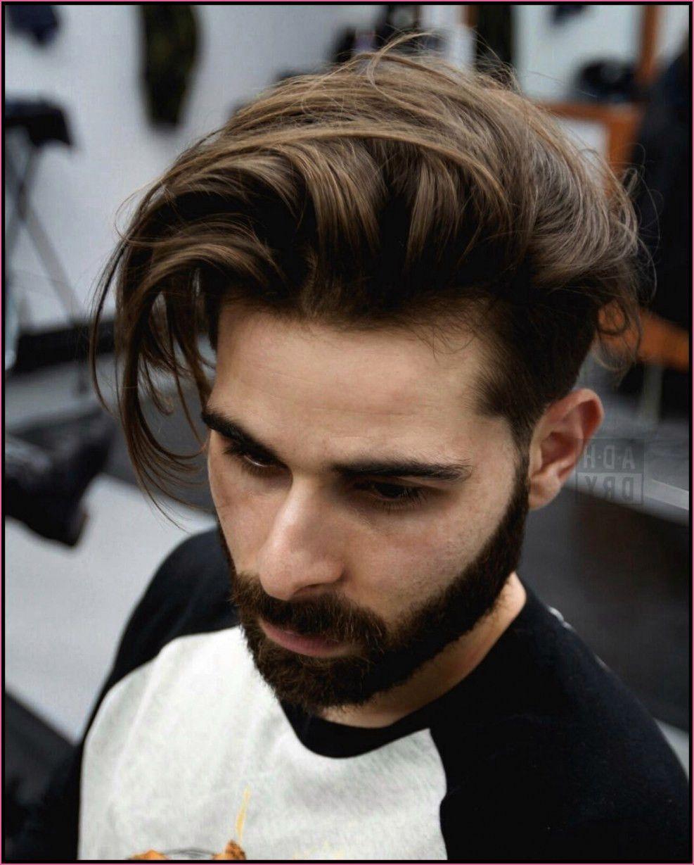 Deckhaar Lang Seiten Kurz Haare Manner Manner Frisuren Einfache Frisuren Mittellang