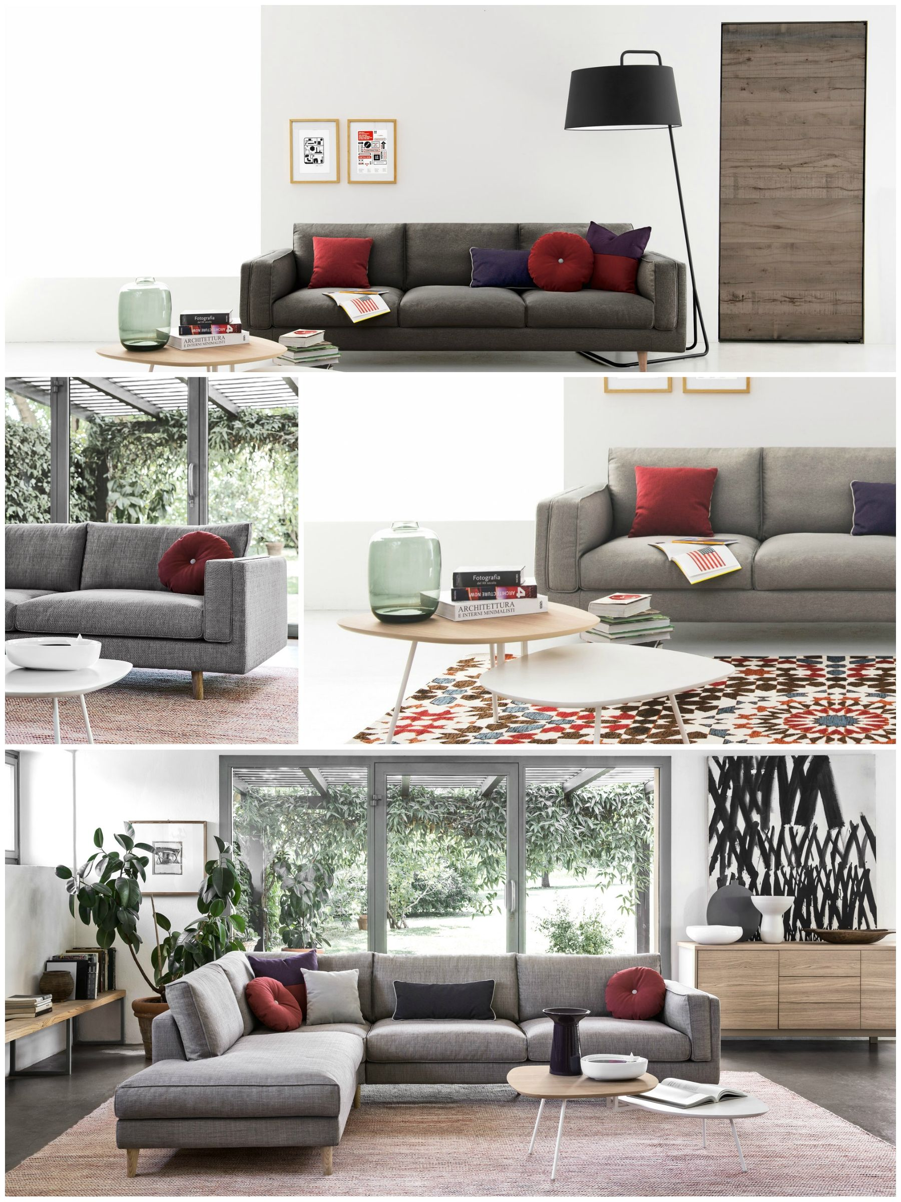Minimal and contemporary, METRO is a highly comfortable