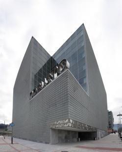 Nueva Biblioteca Universidad De Deusto Rafael Moneo Pritzker