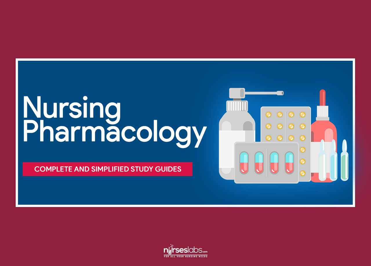 We've made nursing pharmacology simpler with these study guides for nurses.  Check out