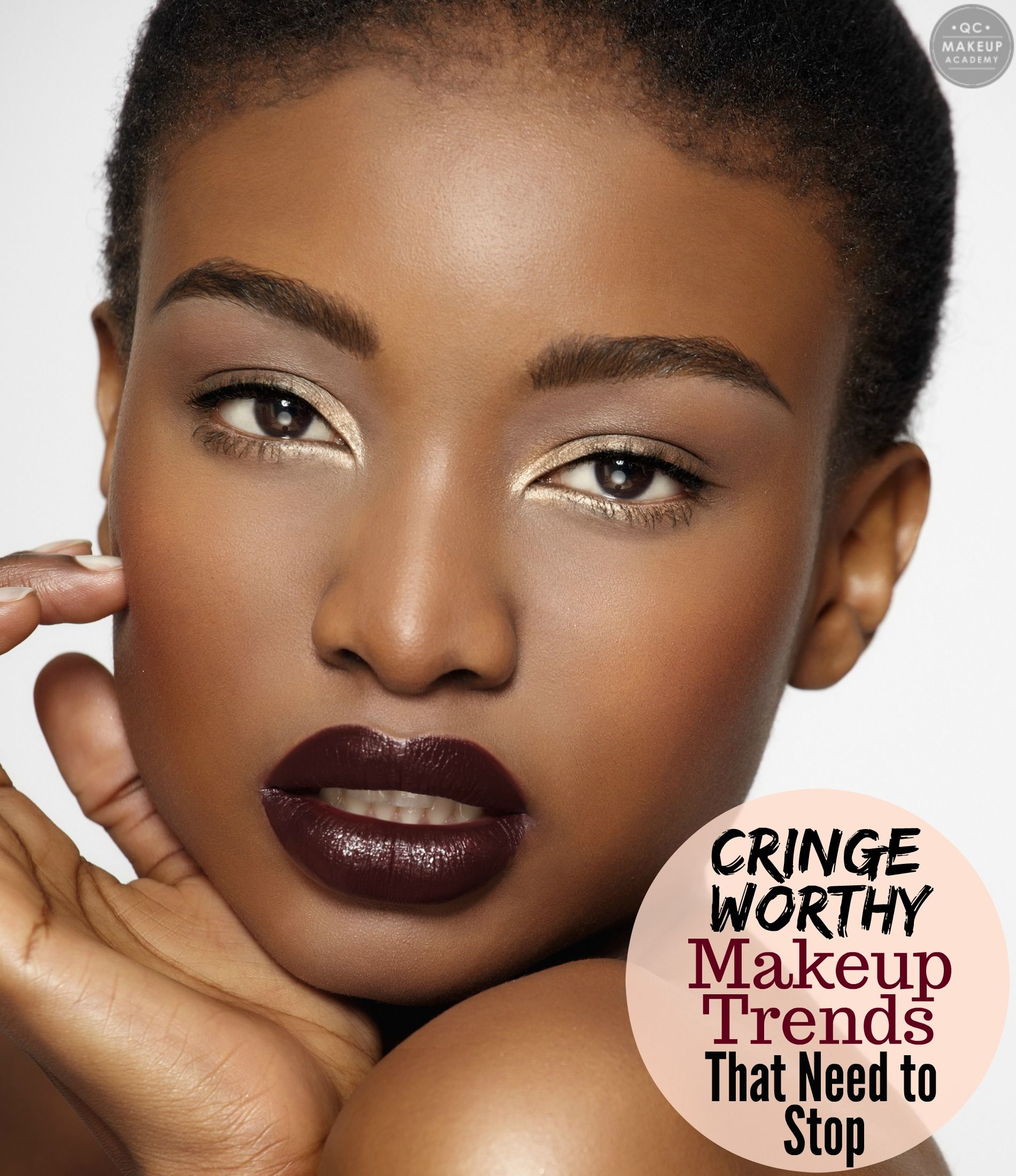 Cringe Worthy Makeup Techniques That Need to Stop Makeup