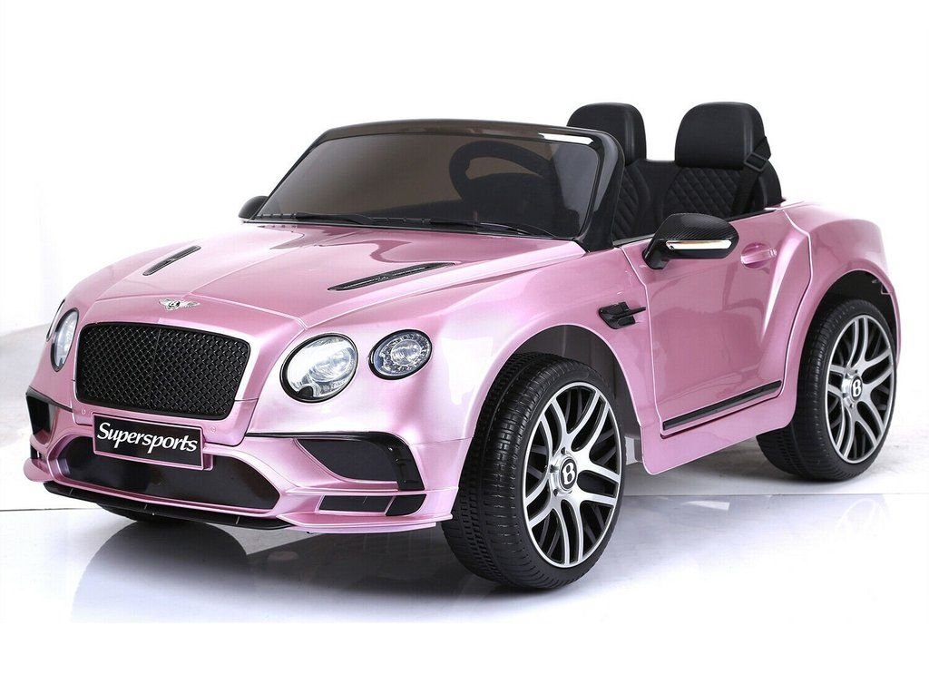 Bentley continental gt toddler remote control ride on car