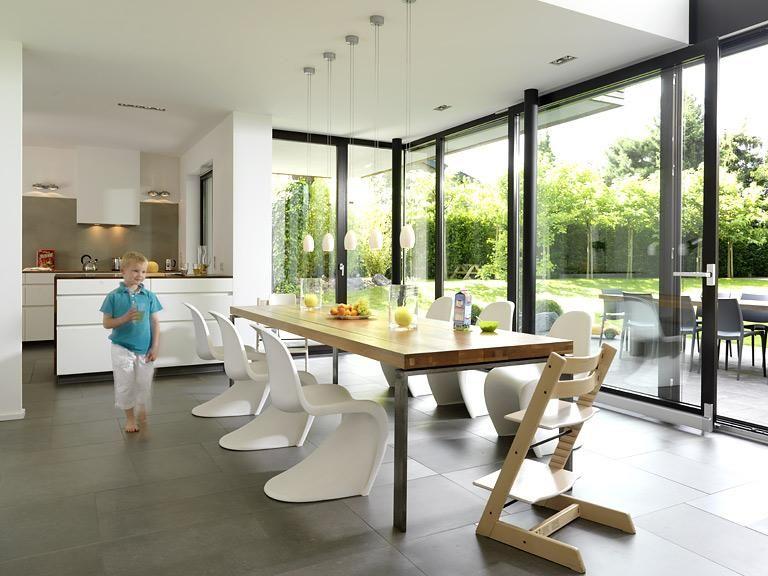 3. Platz: Einfamilienhaus aus zwei Quadern - [SCHÖNER WOHNEN]