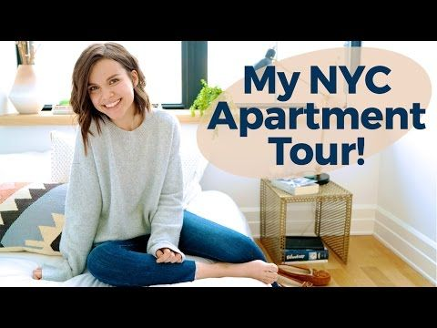 Nyc Apartment Tour Ingrid Nilsen